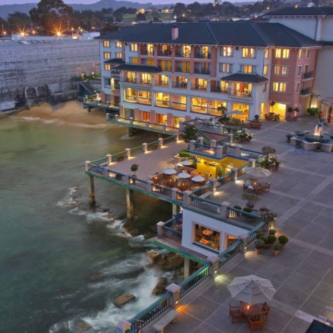 Monterey Bay Plaza Hotel – Perfect location, welcome sea breezes