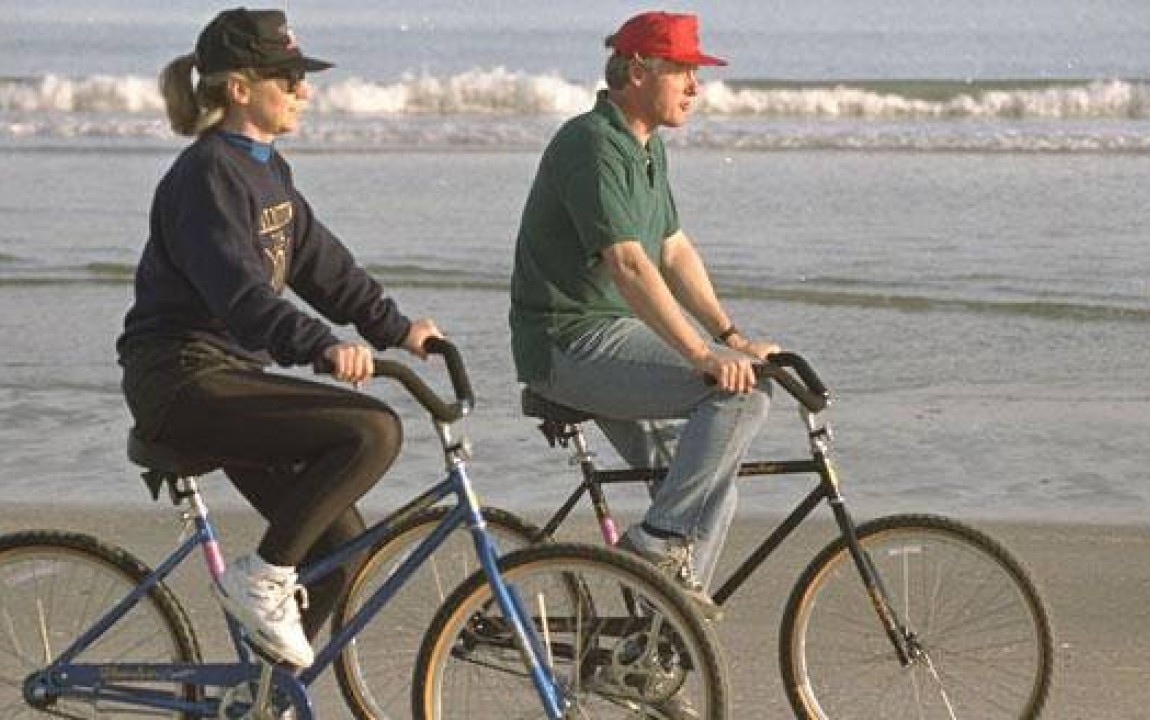 Clintons on Bikes