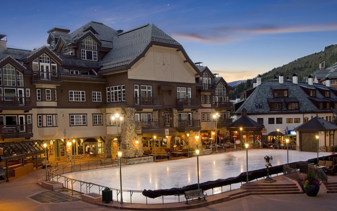 Beaver Creek Ice Rink