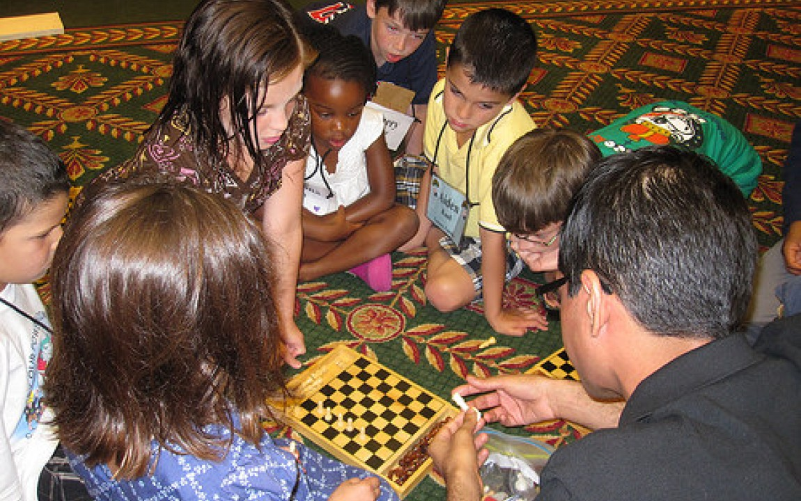 Camp Chess