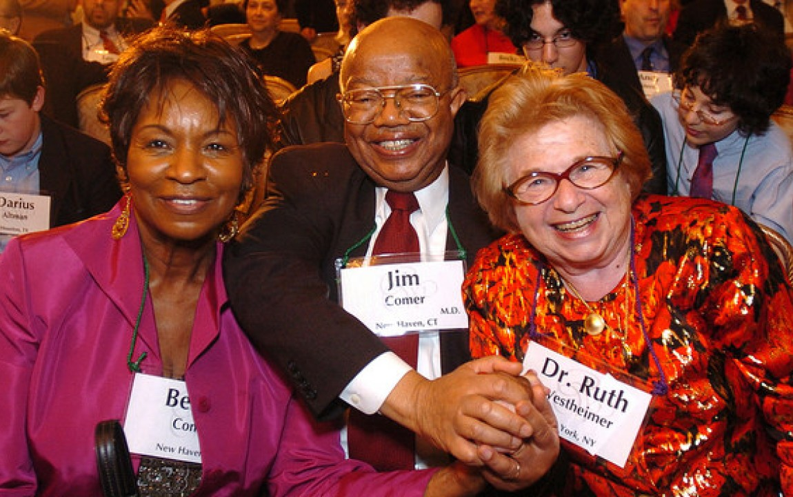 Dr. Ruth and Comers