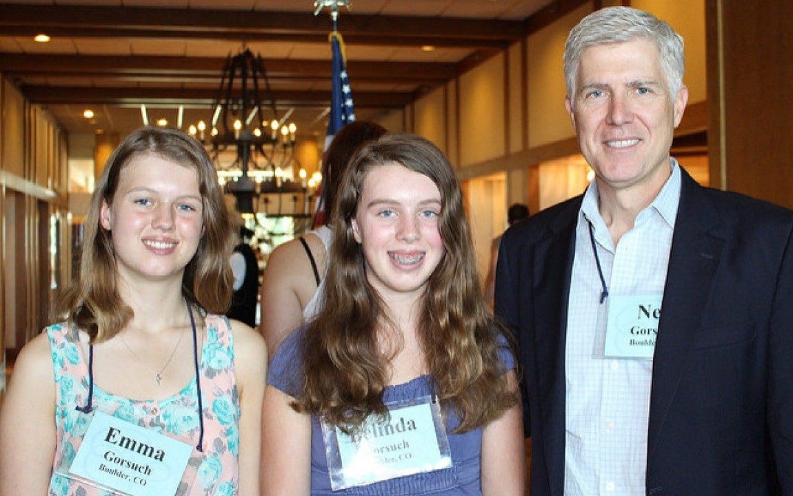 Gorsuch Family